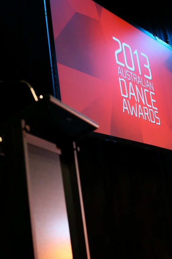 Australian Dance Awards 2013